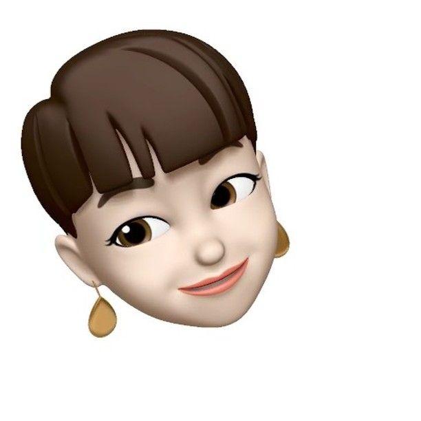 Pin Oleh 郭 玉静 Di Memoji Ilustrasi Karakter Emoji Ilustrasi