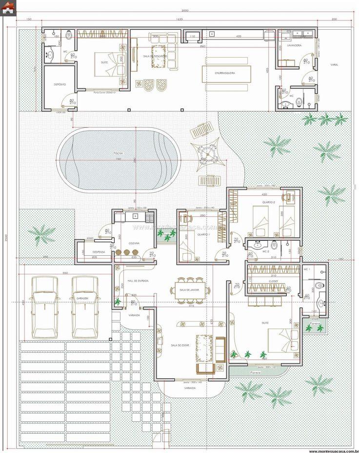 Casa 3 Quartos - 138.06m²