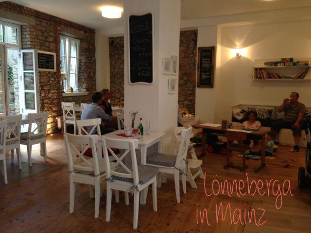 Lönneberga Cafe in Mainz!