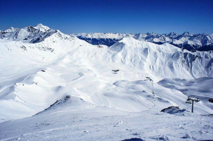 Skigebiet Serfaus Fiss Ladis (ski resort) - Ladis, Austria