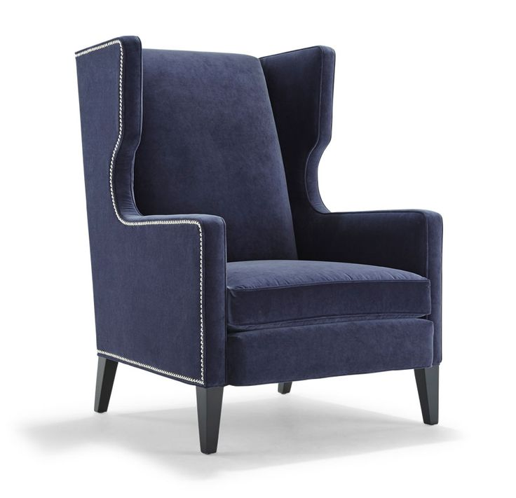 ROMAN WING CHAIR<BR>[available online and in stores]