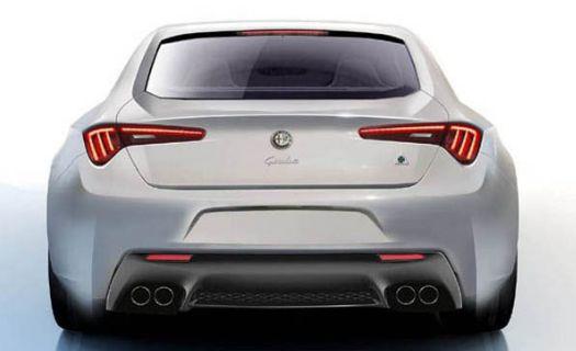 2018 Alfa Romeo Giorgio Specs, Performance and Release Date