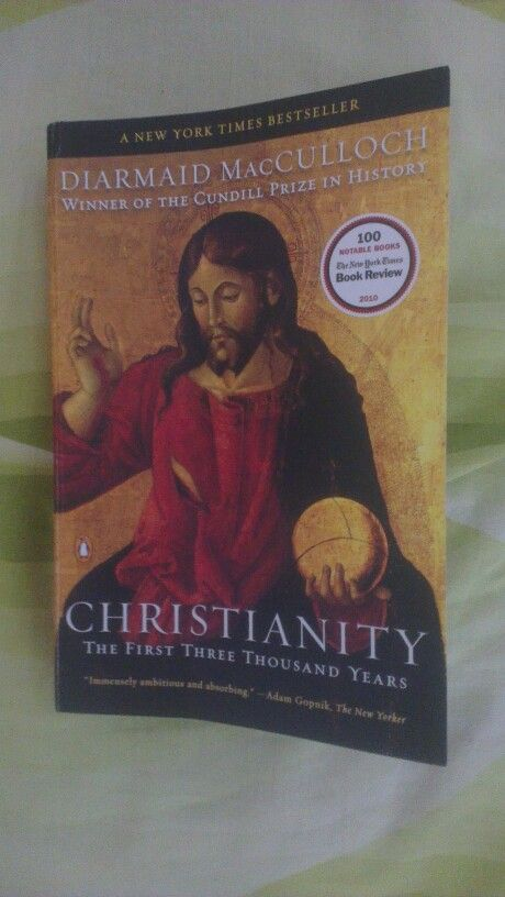 Christianity First 3000 Years