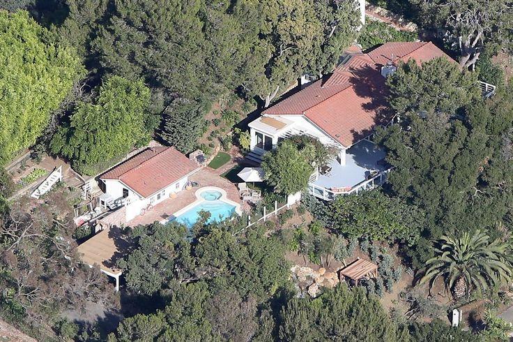 La maison ombragée de Miranda Kerr
