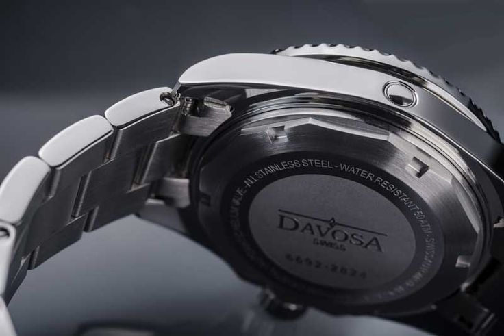 Davosa Ternos Ceramic Diver Watch