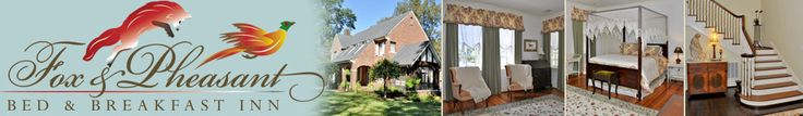 Fox & Pheasant Bed & Breakfast Inn, Montevallo, AL