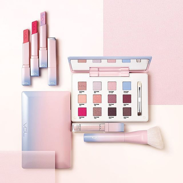 Love this colour combination from Pantone x Sephora