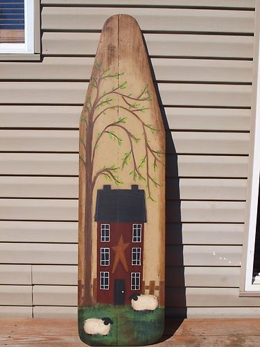 .ironing board PRIMITIVE