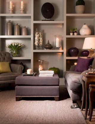 Librería a medida, para esos lugares confortables en tu hogar