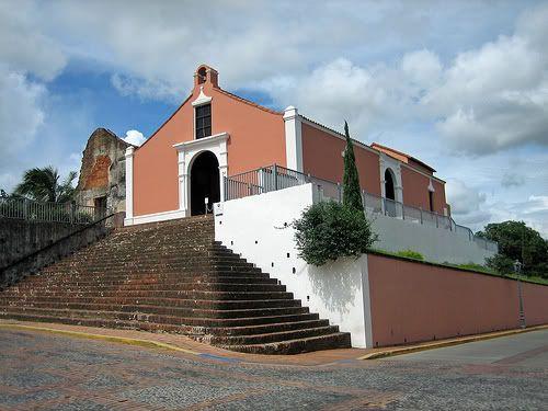 """Porta Coeli """" Puerta del Cielo"""" in San Germán, Puerto Rico"""