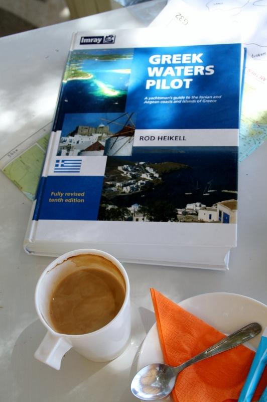 Greek Pilot