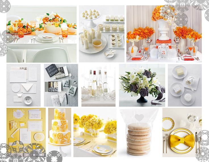 2013 White and More Colour Trend