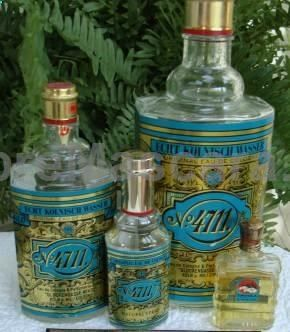 4711. I still have my Grandmothers bottle, she used it for headaches, it works too! Johann Maria Farina (1685–1766), an Italian living in Cologne, Germany, created the fragrance. He named it Eau de Cologne (water from Cologne) after his new home.