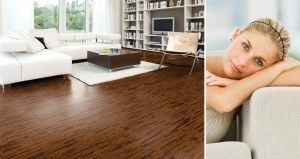 Are you Ready for our Nufloors Flooring Trend count down? Heres Flooring Trend #7. #Flooringtrend #Corkflooring