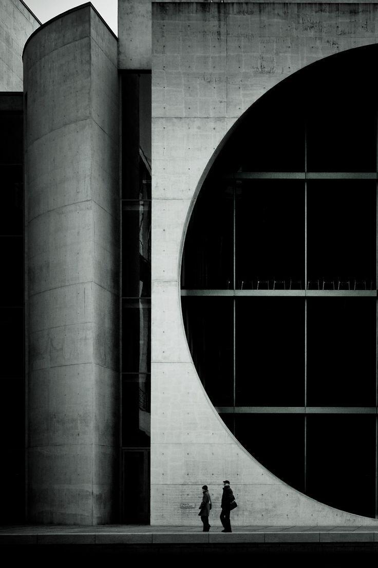 Stephan Braunfels Architekten, Marie-Elisabeth Lüders Building   Berlin, Germany
