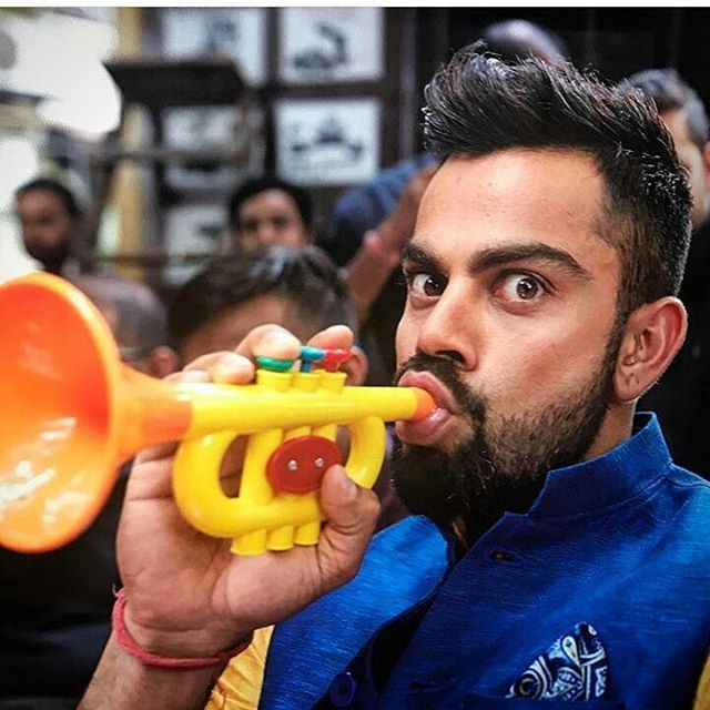 #latest pic #viratkohli ✔