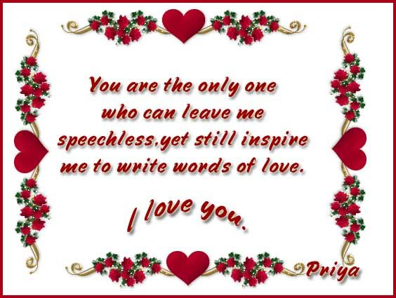 37 best images about LOVE FOREVER – Valentine Card Poems for Him