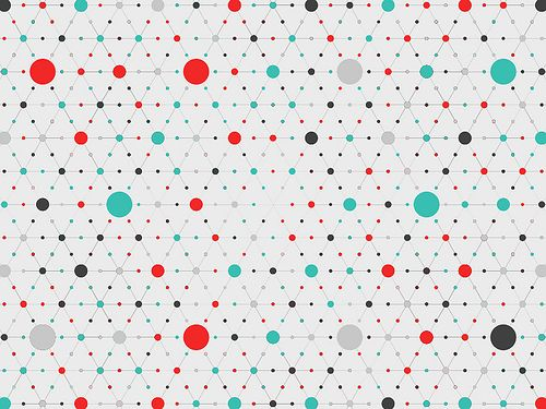 blue/red/circle/graphic/pattern/repetition/repartition/organisation