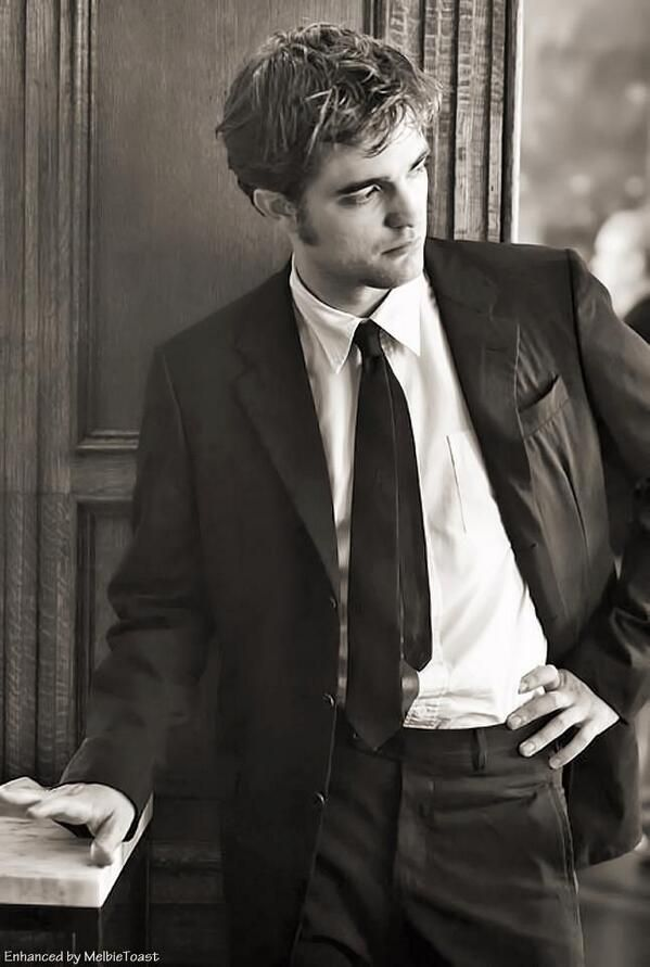 Robert Pattinson as Zeke. Yes, I think it might work. Because of the angry brooding thing.