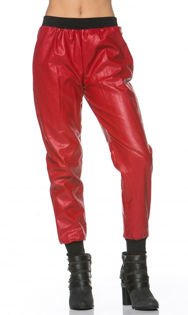 Buy the latest faux leather red pants cheap shop fashion style with free shipping, and check out our daily updated new arrival faux leather red pants at multiformo.tk
