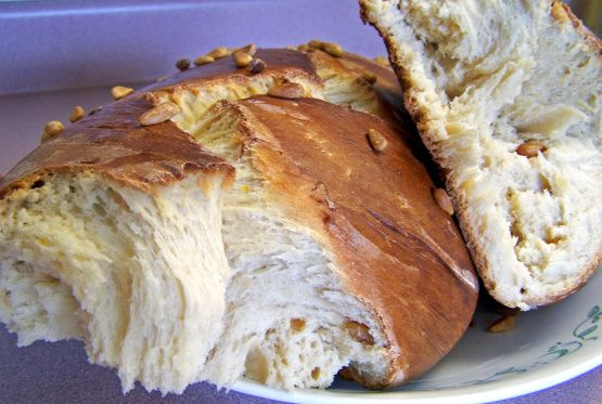 Tsoureki (Greek Easter Sweet Bread)