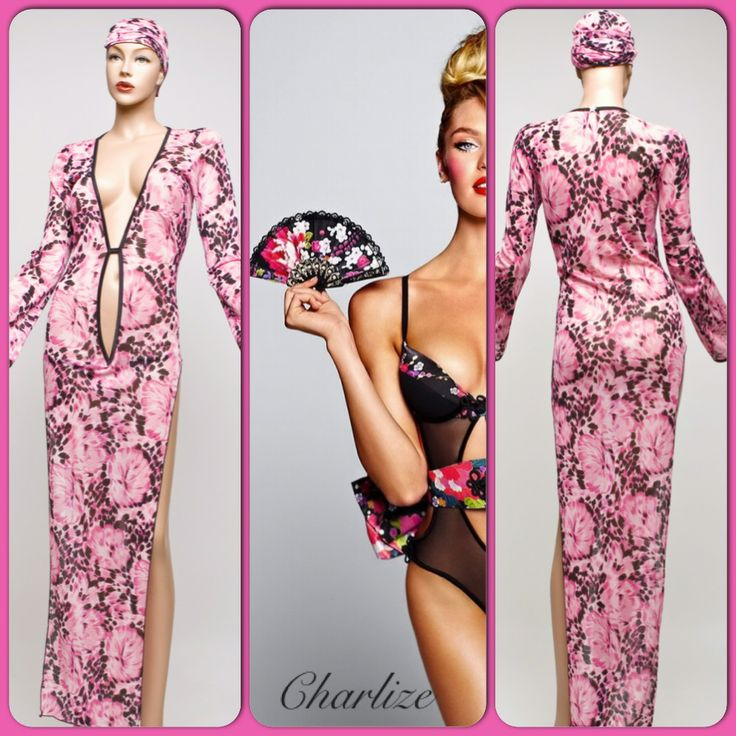 Charlize is captivating beauty and sophisticated romance rolled into one. Structured from a floral stretch fabric, semi fitted tunic style dress is elegantly shaped and detailed with bell sleeves.  The full dipped bust to waist feature maximises bust line and a contrasting binding sets off the design perfectly, as does the matching head wrap in this collection.
