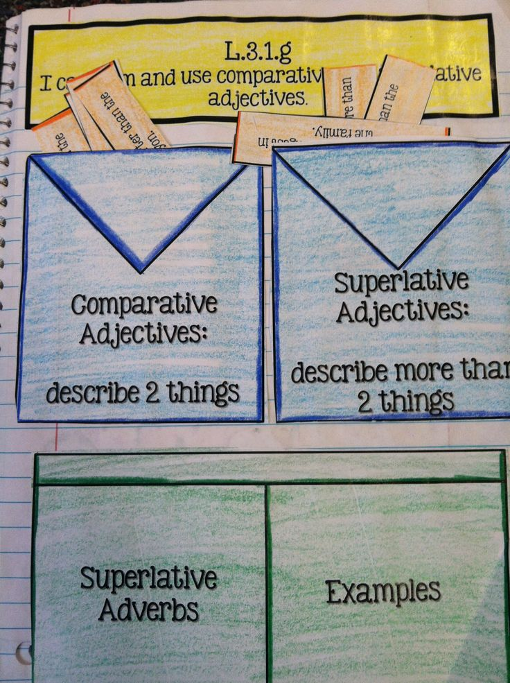 Interactive Language Journals---great for this tricky skill! $