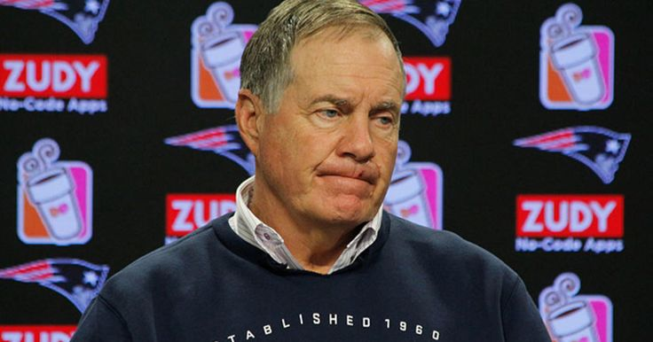 New England Patriots Head Coach Bill Belichick addresses the media during his press conference at Gillette Stadium on Wednesday, August 23, 2017