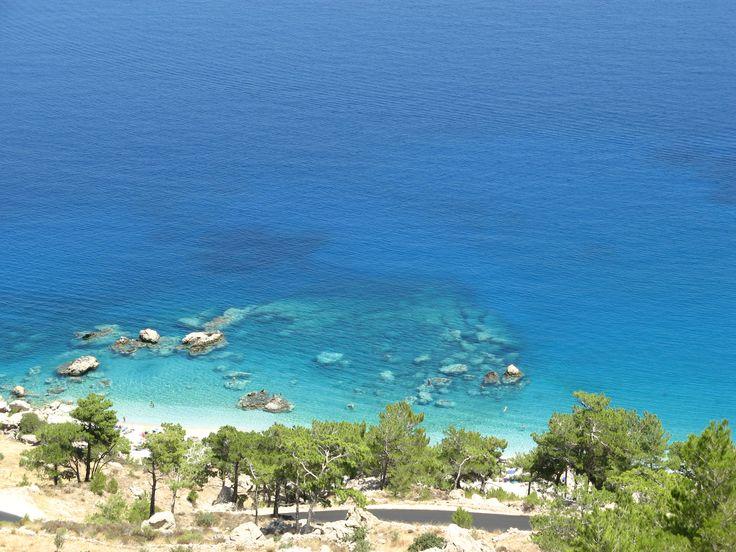 Karpathos island Apella Beach Greece #Karpathos