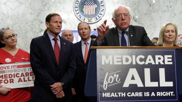 #Media #Oligarchs #MegaBanks vs #Union #Occupy #BLM #SDF #Humanity   Why pharma companies are scared of Bernie's Medicare for All plan  https://qz.com/1076592/medicare-for-all-bernie-sanders-universal-health-care-bill-has-pharma-nervous/  The idea of universal health-care in the US has traditionally been an elusive one, a far reach in a nation that relies on private insurance companies to buttress its health system. But debate around the issue has gained energy since US senator Bernie…
