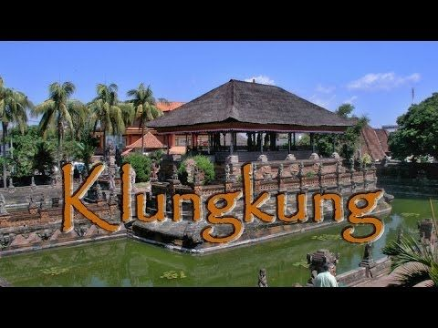 Výlety na Bali. Klungkung. Goa Lawah. Tenganan. Dovolená Bali.