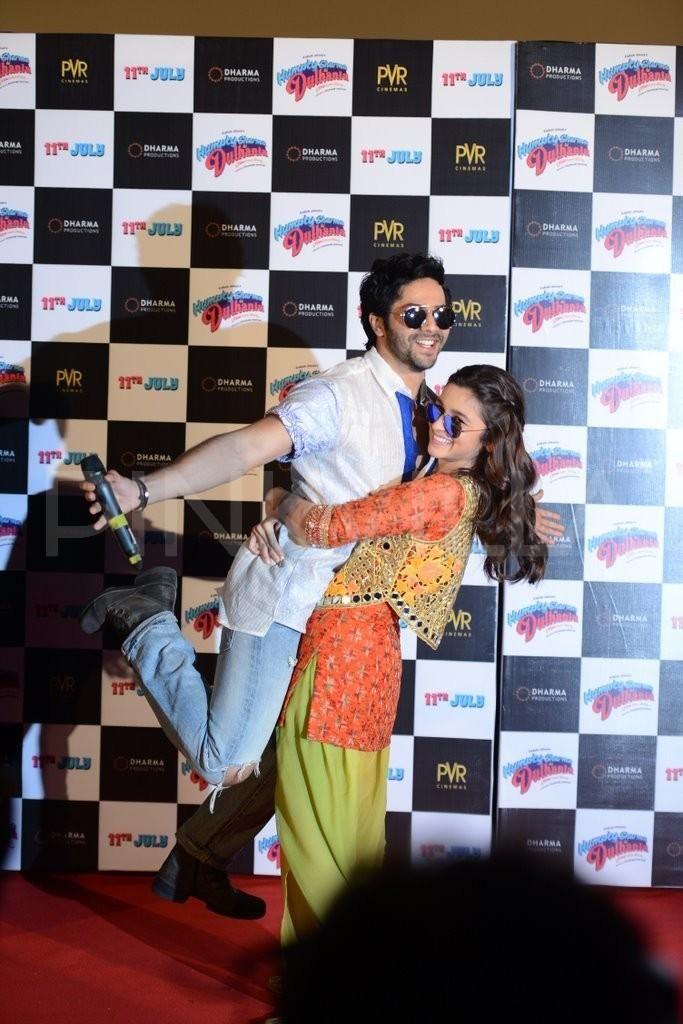 Humpty Sharma Ki Dulhania: Alia Bhatt can lift Varun Dhawan | PINKVILLA