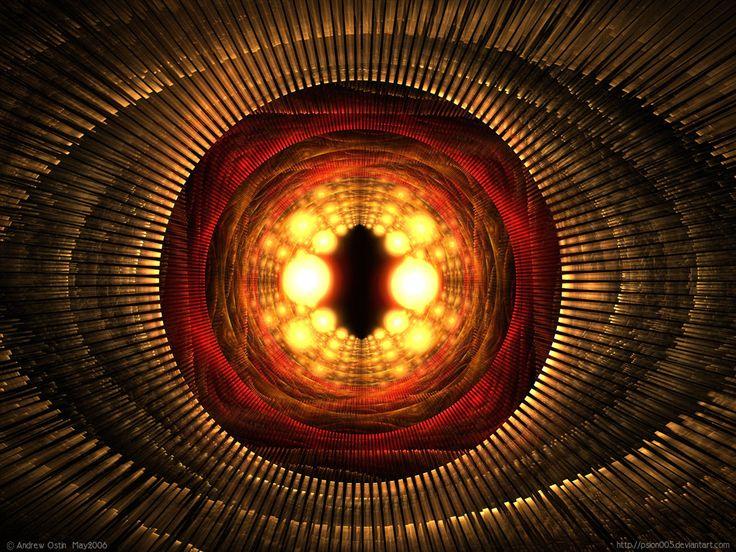 The eye of sauron by psion hd wallpaper art eyes on art pinterest desktop backgrounds - Eye drawing wallpaper ...