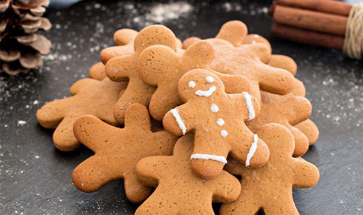 """Weihnachten verbindet man immer mit leckeren Lebkuchen. Sie sind lecker, machen sich toll als Deko und eignen sich super zum Verschenken.[nurkochen rezept=""""2972"""" portionen=""""50"""" ]"""