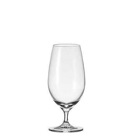Biertulpe Cheers    Cheers ist die Trinkglasserie für jeden Tag und alle Gelegenheiten. Das besondere Kennzeichen: Der elegant-gezogene Stiel und die angenehm weichen Proportionen. In seiner Preisklasse ist Cheers ungeschlagen.    Nutzinhalt: 0,43 Liter  Material: Glas  Ausführung: Handmade, jedes Produkt ist ein Unikat  Durchmesser: 5,50 cm  Besonderheit: der elegant-gezogene Stiel und die ang...