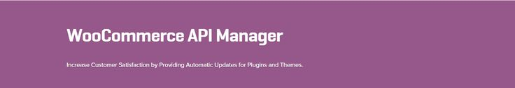 WooCommerce API Manager 1.5.2 Extension http://ift.tt/2hVP1Ve  WooCommerce API Manager 1.5.2 Extension  Download  http://ift.tt/2bs7lCW  WooCommerce API Manager Extension  WooCommerce API Manager Extension Version :1.5.2  The API Manager extension for WooCommerce secures your software with API License Key activations/deactivations and provides automatic updates of plugins and themes to increase customer satisfaction and convenience.  Get it now  MoreExtensionshttp://getlot.co/