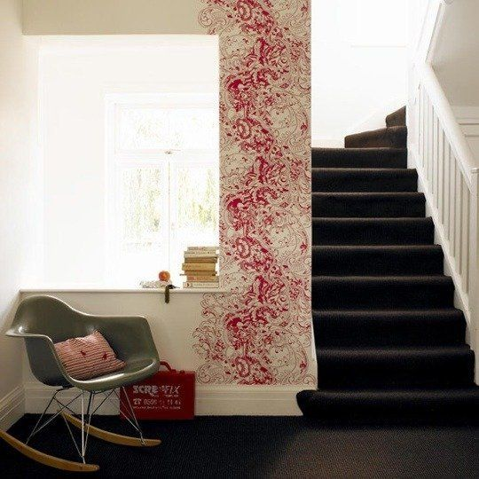 Smart Ways to Use Wallpaper in Small Doses
