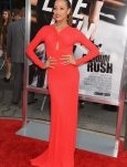 Dania Ramirez red hot on the red carpet.