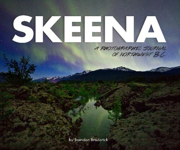 My first book, SKEENA: A Photographic Journal of Northwest B.C. is now available for purchase!