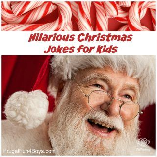 Hilarious Christmas Jokes for Kids