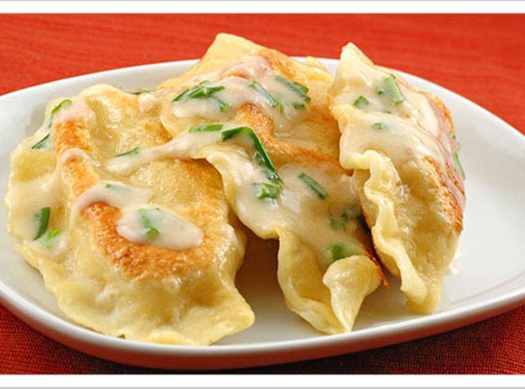 Family Potato and Cheese Pierogies