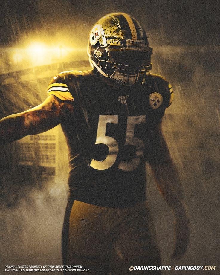 Devin Bush Pittsburgh Steelers Pittsburgh Steelers
