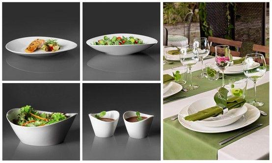 SKYN IKEA - Wel aan de prijzige kant voor een IKEA servies, maar wel ontzettend mooi!