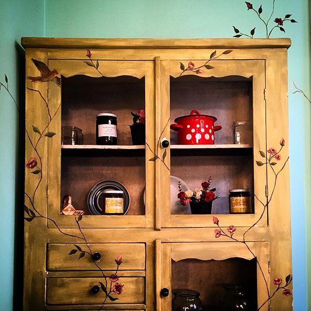 Kitchen Art Lebanon: #pickling And #craft #decor #granny 's #kitchen #design In