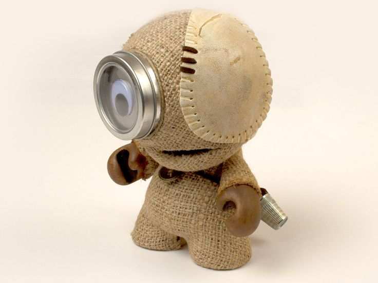 munny | Design Brief | Custom vinyl munny created for the 2012 Munny Show ...
