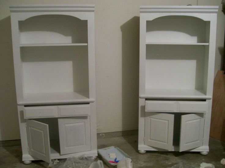 How to Paint Particleboard / Laminate Furniture