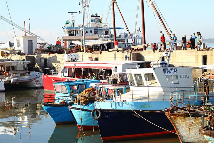 Harbor, Maputo