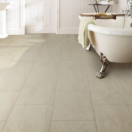 laminate bathroom travertine flooring bathroom. Black Bedroom Furniture Sets. Home Design Ideas