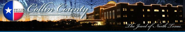 Click to Return to Collin County Home