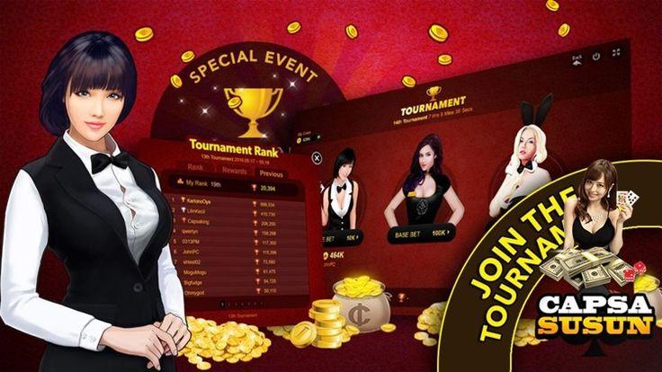 Capsa Susun Nikmati Bermain Poker Online Dan Domino Online Serta Menangkan #DapatJackpot Dari #WINNIPOKER silakan DAFTAR disini :   http://www.winnipoker.com  Minimal Deposit Rp.20.000 Minimal Withdraw Rp.50.000  Permainan Yang Tersedia :  Poker Bandar Poker Domino QQ Bandar Q Adu Q Capsa Susun Bandar sakong  HOT PROMO !! BONUS CASHBACK 0.5% DI BAGIKAN SETIAP HARI  Dapatkan Bonus Cashback setiap hari di WinniPoker Situs Poker Online & BandarQ Terbaik 2017. Min deposit hanya 20k. Info klik…
